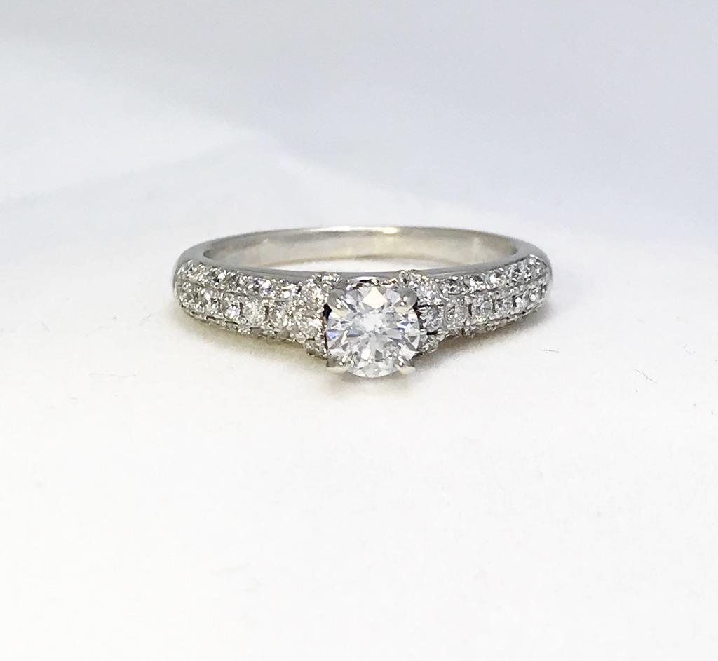 da53cd897 Engagement Ring 001-100-00283 | Diamond Engagement Rings from Lumina ...