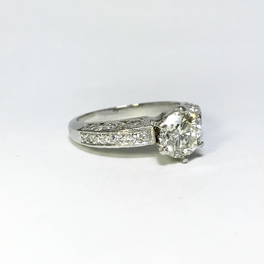 b60c5a81d Engagement Ring 001-100-00285 | Diamond Engagement Rings from Lumina ...