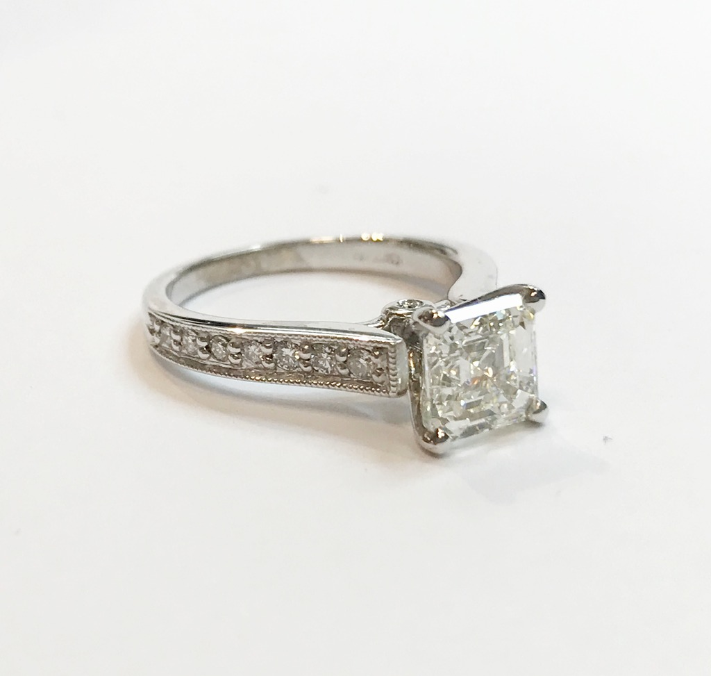 c074a7062 Engagement Ring 001-100-00293 | Diamond Engagement Rings from Lumina ...