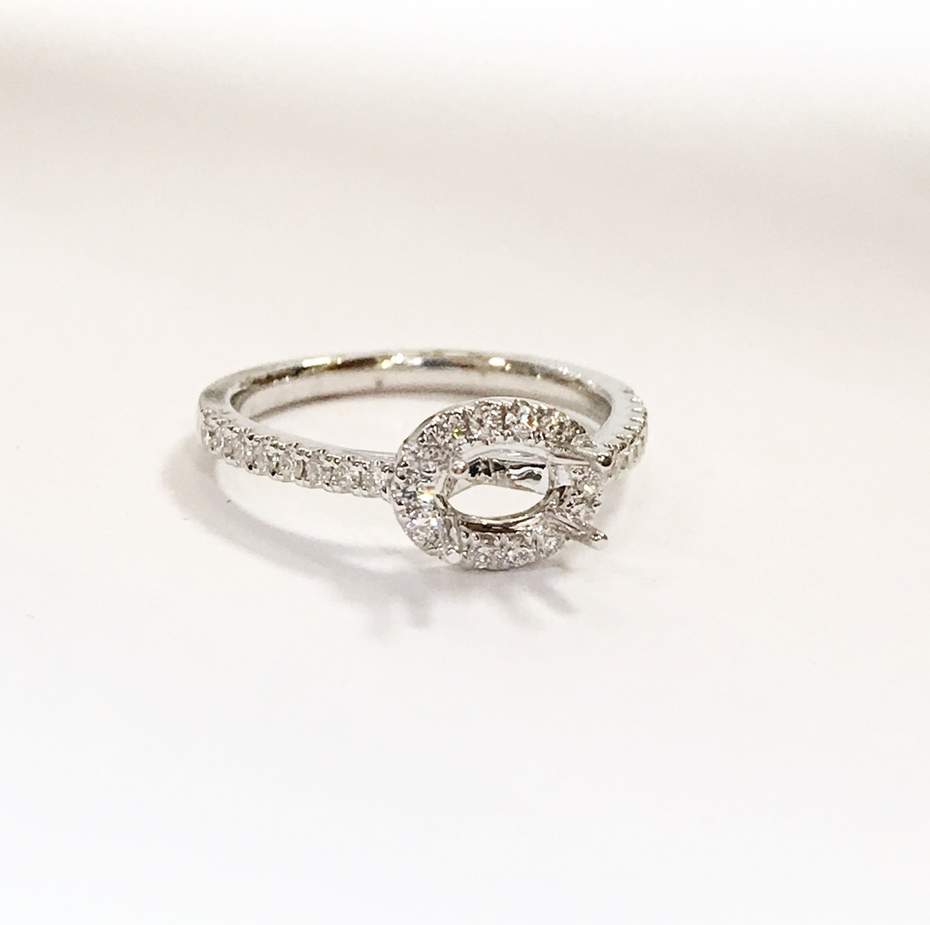 Engagement Ring  by S. Kashi & Sons