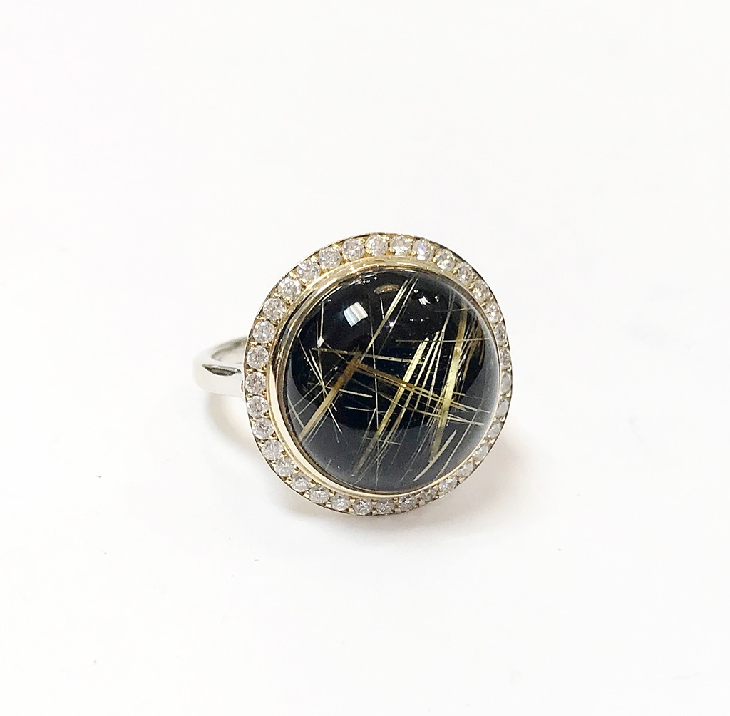Fashion Ring by Tony Maccabi