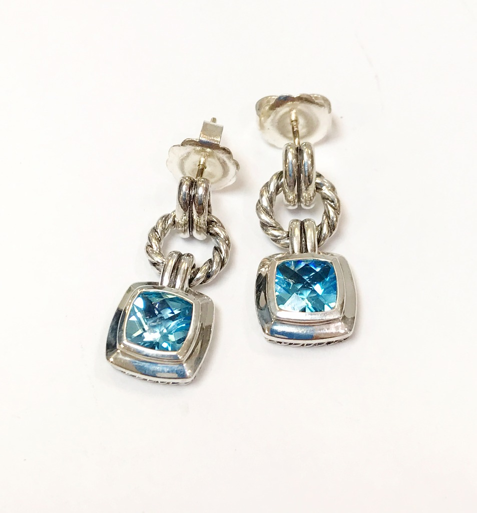 Earrings by David Yurman