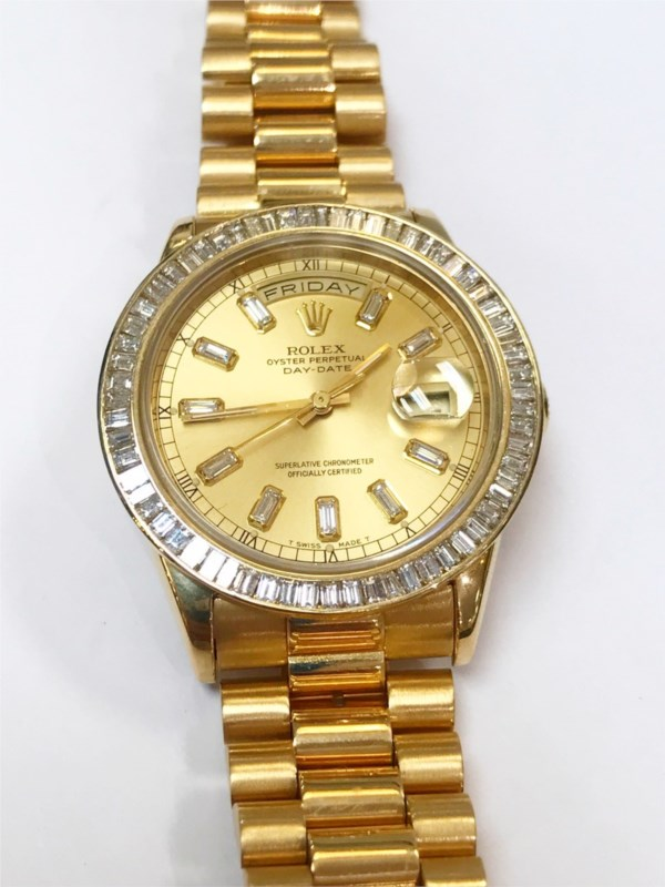 Watch by Rolex